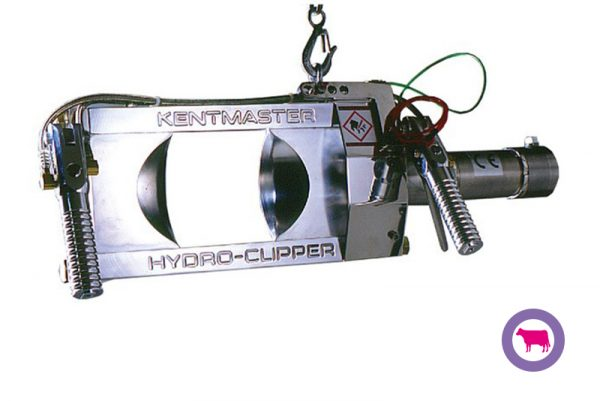 Corta cuernos hidráulica HCC-II para bovino