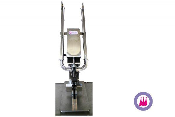 Grapadora doble y cortadora neumática de malla 01CLIP016