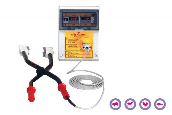 Aturdidor eléctrico 240V TS003 sin registro