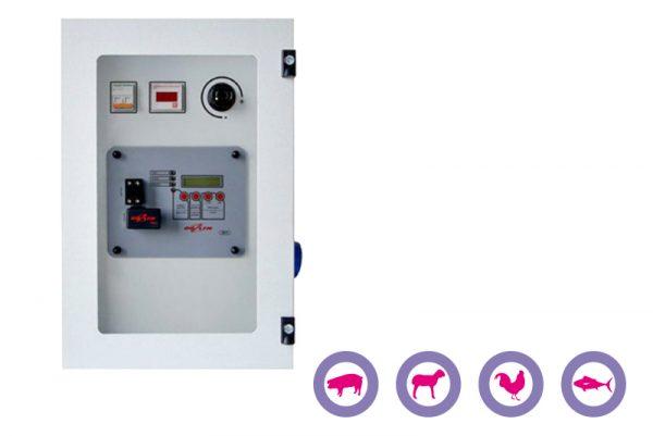 Aturdidor eléctrico 400V TEQ002 con registro